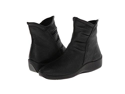 Arcopedico Women's L19 Ankle Comfort Vegan Boot (36 (5.5-6 (B) US), Black) by Arcopedico (Image #1)
