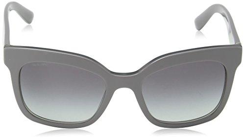 Grey PR Grey Sonnenbrille 24QS Gris Prada TRIANGLE RFnwaWqx6H