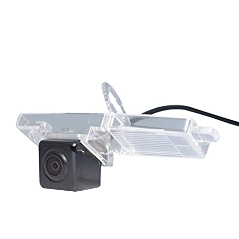 Sincere easy install DIY Back up Night Vision Camera license plate LED Mount High Waterproof grade TOYOTA Highlander (Jaguar Av Cable)