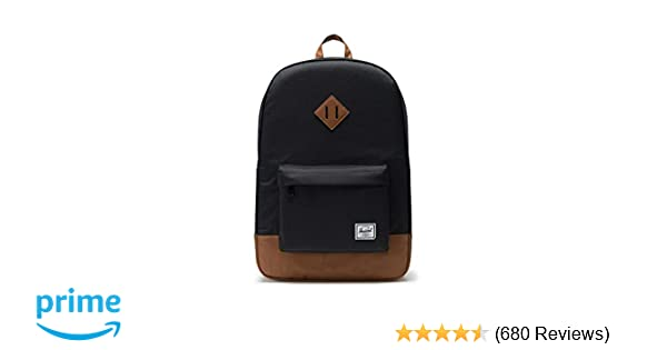 a1c821813b4 Womens All cheaper Herschel Little America Mid Backpack 600D Poly Brick  Red