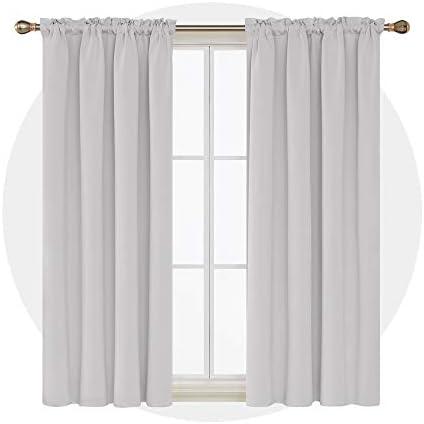 Deconovo Contemporary Curtain