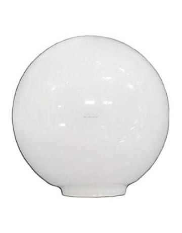 dae8cecf20b Tulipa de cristal bola opal de 12 cm boca de 5cm LB 529550