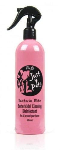 500-ml-Dr-J-simplement-pour-chiens-bactrienne-Blitz-baterial-Nettoyage-Dsinfectant-en-spray-pour-chiens-et-chats-UK-gratuit-Post-Nettoie-les-phalanges-Gamelle-les-surfaces-de-travail-Untensils-Tapis-s