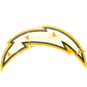 (NFL Flashing Pin - San Diego Chargers)