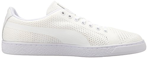 2014 newest cheap price outlet cheap online PUMA Basket Classic Evoknit Fashion Sneaker Puma White-puma Whit sneakernews for sale free shipping extremely p6CACeXExv