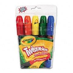 BIN529505 - Crayola Twistables Slick Stix -