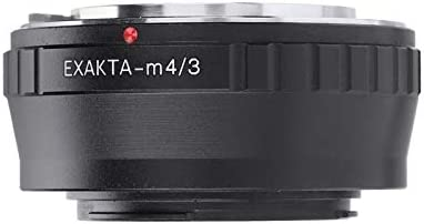 EXA-M43 Manual Focusing Adapter Ring for Exakta Lens for M43 Mount Mirrorless Cameras drop dhipping Value-5-Star