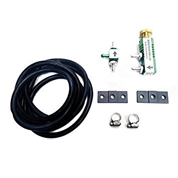 Rev9 ( Ac-008-green ) Manual Boost Controller Universal Adjustable Racing Turbo 30psi Manual Boost Bypass Controller Kit (Volvo S40 Turbo Control Valve)