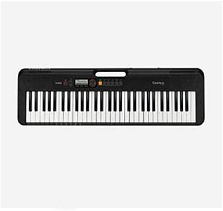 Aishanghuayi Electronic Keyboard 61-Key Portable Electronic Piano Stylish Portable Adult Children Playing Instruments (Color : Black) / Aishanghuayi Electronic Keyboard 61-Key Portable Electronic Piano Stylish Portable Adult Childr...