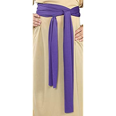 Alexanders Costumes Story of Christ Biblical Sash Child, Purple, One Size: Toys & Games