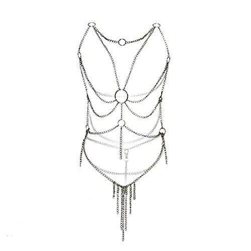 Chain Link Bikini Set in Australia - 1