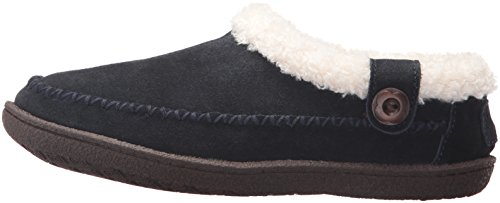 Midnight Plush Alta Upper Lined Slipper Suede Soothe 4wZY5xq88