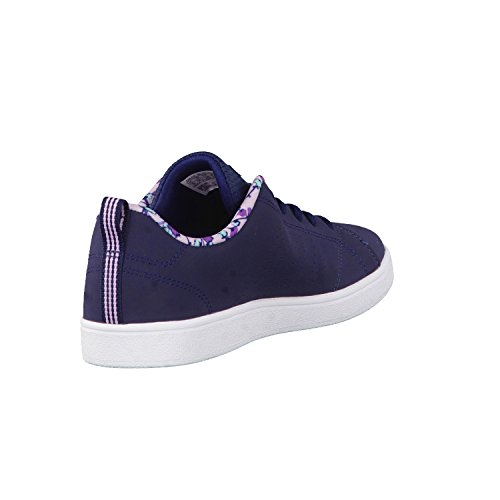 adidas Kinder Sneaker VS ADVANTAGE CLEAN K collegiate navy/collegiate navy/light orchid s15 38 2/3