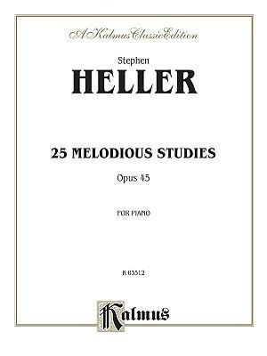 Download [(Twenty-Five Melodious Studies, Op. 45)] [Author: Stephen Heller] published on (March, 2000) pdf