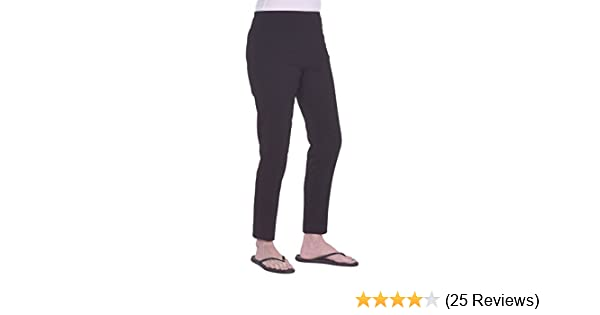 4ebd482ee51 Krazy Larry Women s Pull-On Ankle Pants at Amazon Women s Clothing store