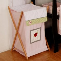 Lady Bug Hamper for Baby by Kids Line