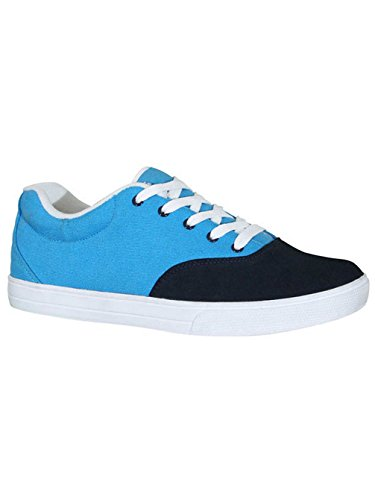 Azul 51803 blau Basic ante Zapatillas Sykum unisex de xq0v1BxwA