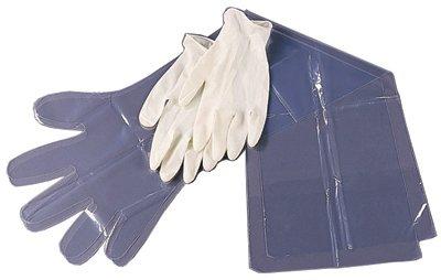 Allen Field Dressing Gloves Set, Wrist & Shoulder Length