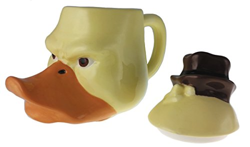 Surreal Entertainment Marvel: Howard The Duck Molded Head Mug