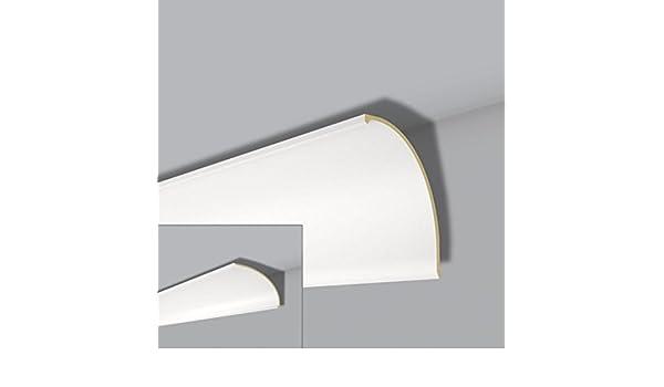 Molduras poliuretano Arstyl MC1-Led Nmc / Moldura techo / Cornisa / Moldura decorativa: Amazon.es: Bricolaje y herramientas