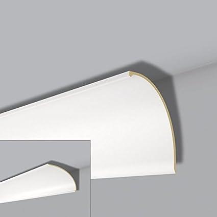 Molduras poliuretano Arstyl MC1-Led Nmc / Moldura techo / Cornisa / Moldura decorativa