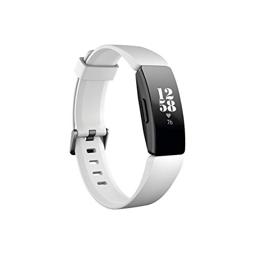 Fitbit Inspire HR Heart Rate & Fitness Tracker, One Size (S & L bands included), 1 Count by Fitbit (Image #1)