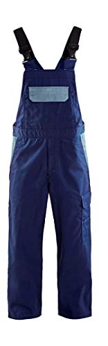 266418008994C56 Overall''Industry'' Size 40/32 (Metric Size C56) IN Navy Blue/Grey by Blaklader (Image #1)