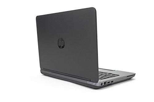 2017 HP EliteBook 640 G1 14'' HD Anti-Glare Notebook Laptop, Intel Core I5-4200M Up to 3.1GHz, 8GB RAM, 500GB HDD, DVD, USB 3.0, Bluetooth, Webcam, Windows 10 Professional (Certified Refurbished) by HP (Image #3)