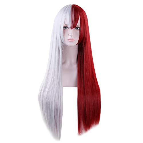Nuofeng - My Hero Academia Wigs Anime Characters Play Cosplay Anime Manga Costume Synthetic Hair