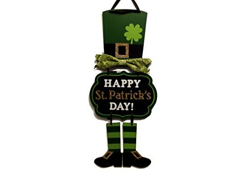 Trademart Inc. St. Patrick's Day Leprechaun Triple