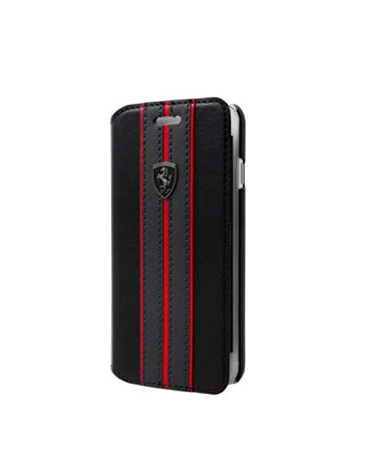 Ferrari Book Type Case Iphone 7 Plus Urban Off Track Logo