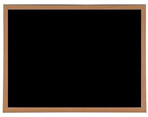 45cm x 30cm Heavy Duty Wooden Frame Cork Notice Message Board /& Fixings