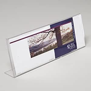 PHOTO FRAME 3.5X10 PANORAMIC ACRYLIC *1.99*, Case Pack of 6