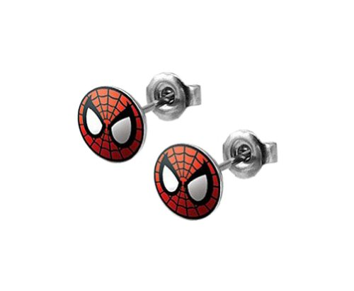 marvel earrings for men - 4