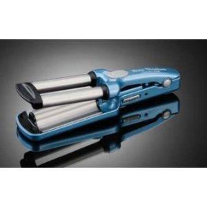CONAIR BABNT3350 BLUE MINI WAVER FOR HAIR BABYLISS PRO NANO