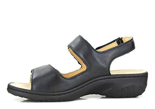 Zapatos P5014980 10000 De Black Blanco Elchkid Mobils 10051 Cuero Mujer Getha Pulsera Para naEgqXwxHY