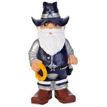 Dallas Cowboys Thematic 11 inch Garden Gnome