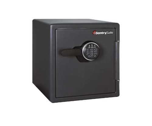 (SentrySafe Fire Safe, Extra Large Digital Safe, 1.23 Cubic Feet, SF123ES)