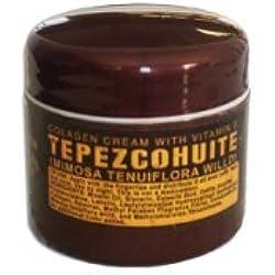 Crema con Tepezcohuite Tinto Indio Papago 60 gr