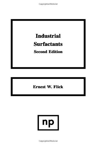 Industrial Surfactants: An Industrial Guide