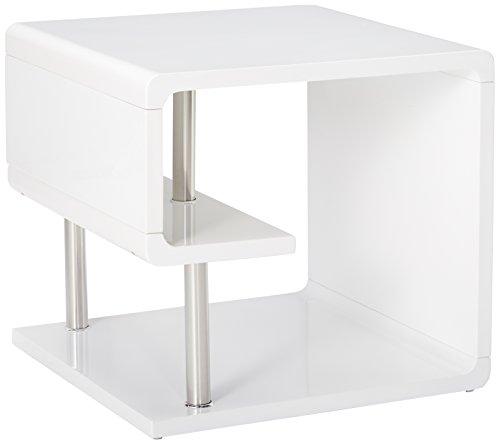 247SHOPATHOME End Tables, White