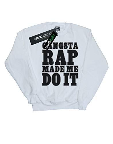 Gangsta De Cube Blanco Rap Absolute Ice Camisa Entrenamiento Mujer Cult PIxTqg