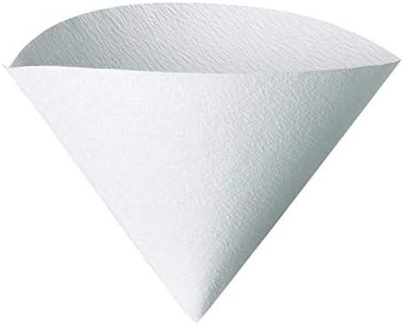 Hario - Filtro para café (40 unidades, papel, para V60-02), color ...