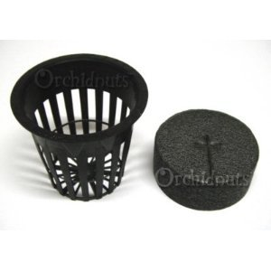 3 Inch Net Pot and Botanicare Neoprene Collar Combo - 20 ()