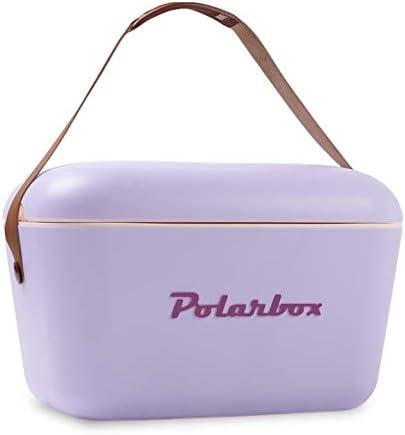 APRIL Glaci/ère portable r/étro vintage PolarBox