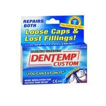 Dentemp Dentemp Temporary Cavity Filling Mix, 1 each (Pack of 3)