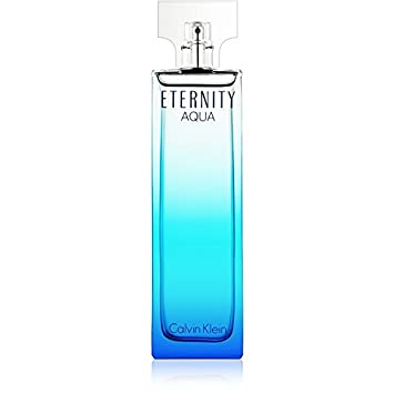 Amazoncom Calvĭn Kleĭn Eternity Aqua Perfume For Women 34oz