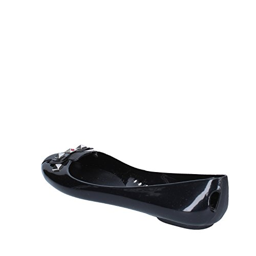 DSQUARED 36 EU Ballerinas Damen Schwarz Gummi AM293