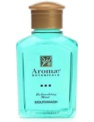 Aromae Fresh Mint Mouthwash, 1.0 Fluid Ounce Bottles...