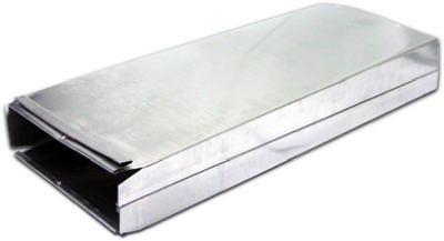 LAMBRO INDUSTRIES 101L 3-1/4 x 10 x 24 Aluminum Duct